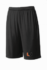 Pocketed Competitor Shorts