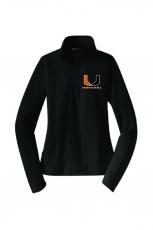 Half-Zip Pullover Jacket